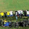 Brasil prohibe `orar, o cultos´ dentro y fuera de la cancha