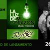 """Misael + Freedom presentan su nueva producción """"La Luz de Mi Corazón"""" en Concierto gratuito"""
