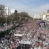 """Brasil: """"Marcha para Jesús"""" con más de 5 millones de evangélicos"""