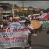 PANAMÁ: Iglesias evangélicas y otras instituciones realizaron una Marcha por la Paz