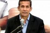 Peru: Presidente Humala no asistió a la ceremonia evangélica de Acción de Gracias