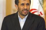 Presidente Iraní Llama a la 'Desaparición' de Israel
