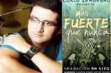 Coalo Zamorano lanza su nueva producción «Más Fuerte que Nunca»