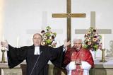 El Papa: preocupado con el avance de las iglesias pentecostales