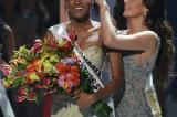 Miss Universo 2011, Miss Angola 'Satisfecha Cómo Dios Me Creó'