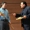 Mottesi Entregó la Espada de Salomón al Presidente de Colombia