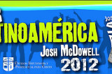 Inicia el Tour con Josh McDowell  en Argentina