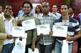 """Festival """"La Biblia canta"""", de la Sociedad Bíblica Dominicana, unió a jóvenes de iglesias de distintas denominaciones."""