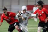 La FIFA permitirá a las futbolistas musulmanas jugar con el velo