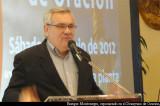 """Enrique Montenegro: """"En América Latina se ha cambiado la proclamación por la adoración"""""""
