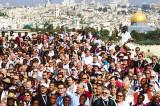 Fiesta de Sucot: un millón de personas visita Israel