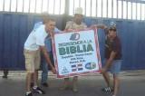 Santo Domingo: Recorren 505 kms. con una Biblia en la mano en tiempo récord