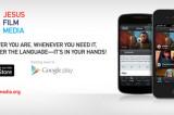 Lanzan una aplicación para compartir vídeos sobre Jesús