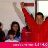 Venezuela:  Hugo Chávez vencedor en las elecciones presidenciales