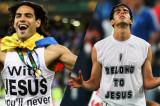 España: Falcao y Kaká: rivales en el campo, hermanos en la fe