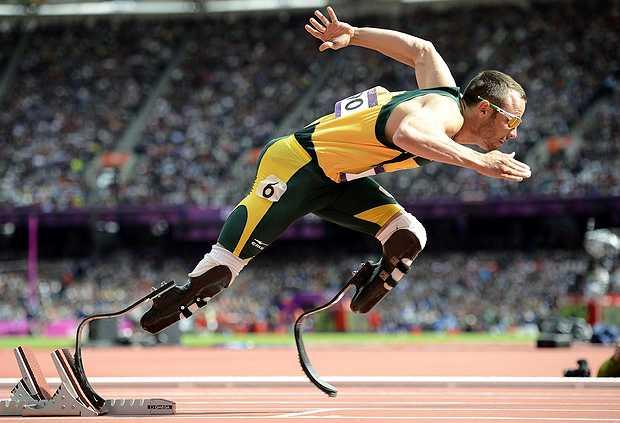 Oscar Pistorius Juegos Olímpicos Londres